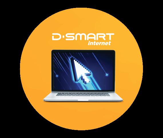 D-Smart'tan internet aboneliğinde üyelerimize özel 1 ay ...